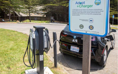 The California Energy Commission Awards $492,000 to Adopt a Charger To Install Electric Vehicle Chargers at 14 California State Parks